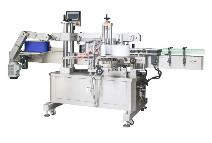 SL-254-Multi-side-Square-bottle-labeler