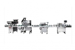 Softgel-Packing-Line